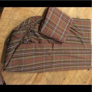 Ralph Lauren River Rick Luxury Linens, Twin fitted